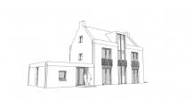 architect zwolle Kavel 1 Assenrade Hattem 01
