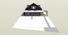 architect zwolle uitbouw golfpark 01