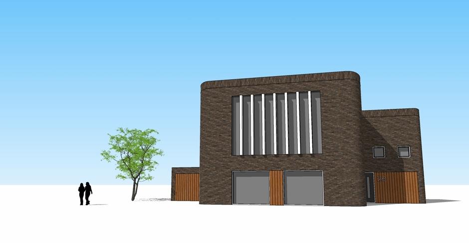 architect zwolle 2-onder-1-kap zwolle 2