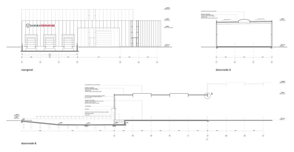 architect zwolle Bangma Verpakking Dronten 07