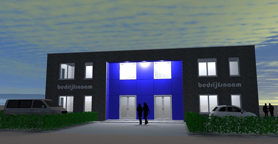 architect zwolle Bedrijvenpark Rijksweg 50 Kampen 01