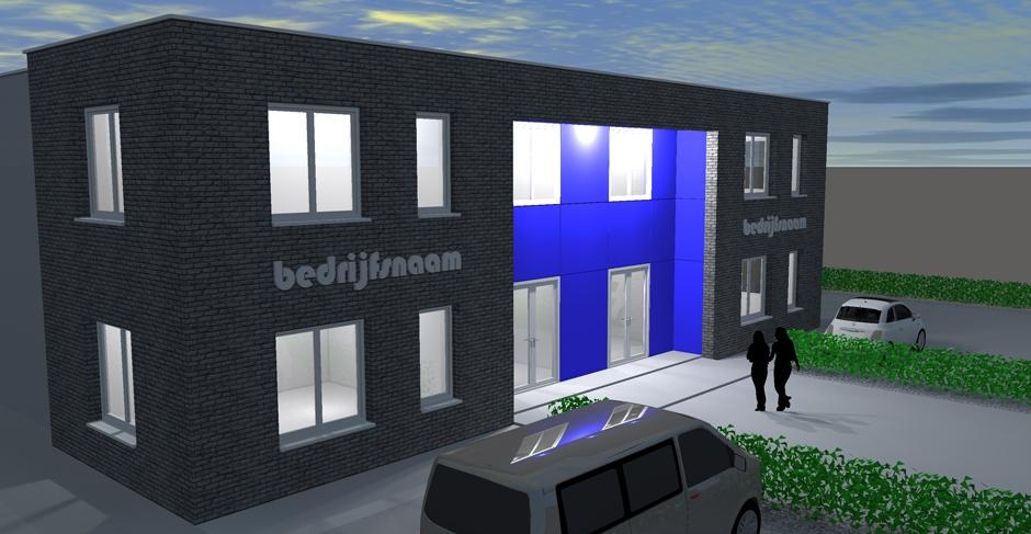 architect zwolle Bedrijvenpark Rijksweg 50 Kampen 02