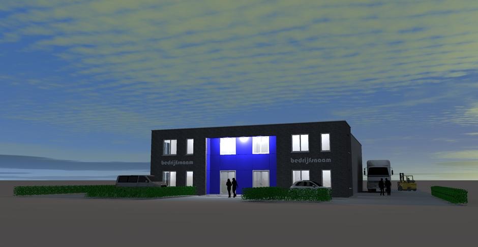 architect zwolle Bedrijvenpark Rijksweg 50 Kampen 03