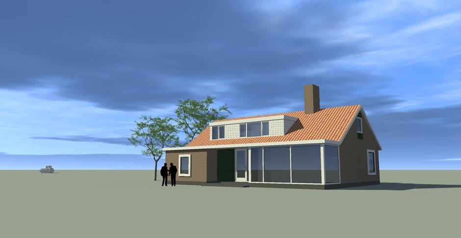 Genoeg De Tekenwerkplaats - Architect Zwolle - projecten - wonen verbouw @DZ19