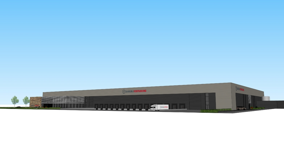 architect zwolle distributiecentrum bangma dronten 01