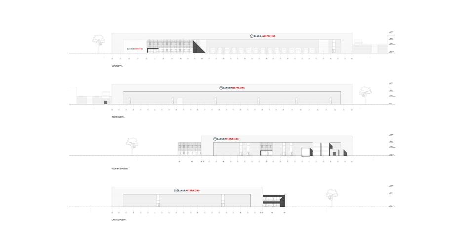 architect zwolle distributiecentrum bangma dronten 04