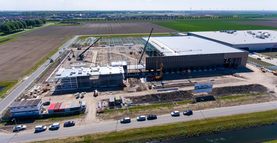 architect zwolle distributiecentrum bangma dronten 07