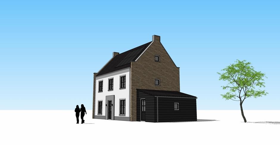 architect zwolle herenhuis assenrade 1