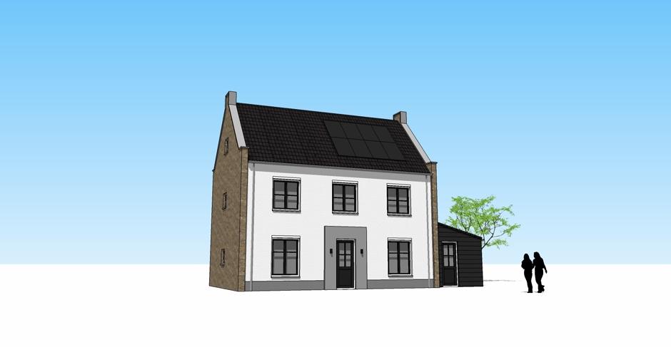 architect zwolle herenhuis assenrade 2
