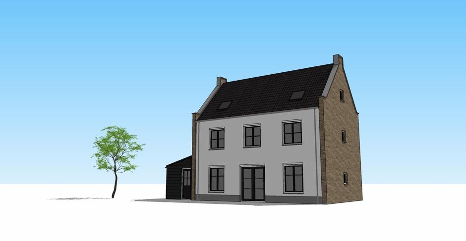 architect zwolle herenhuis assenrade 3