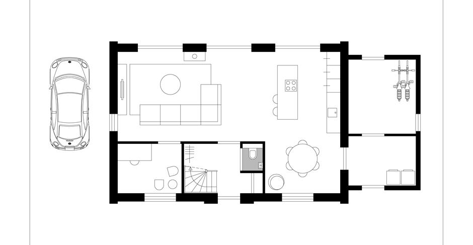 architect zwolle herenhuis assenrade 4