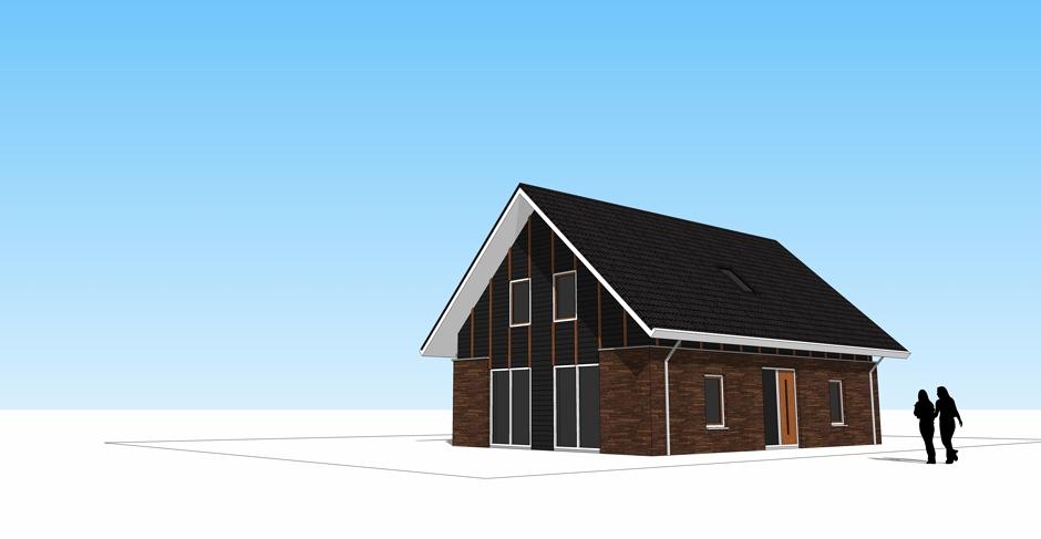 architect zwolle landelijke woning meppel 01