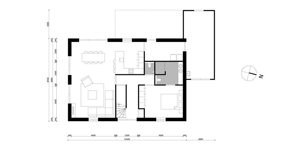 architect zwolle landelijke woning meppel 04