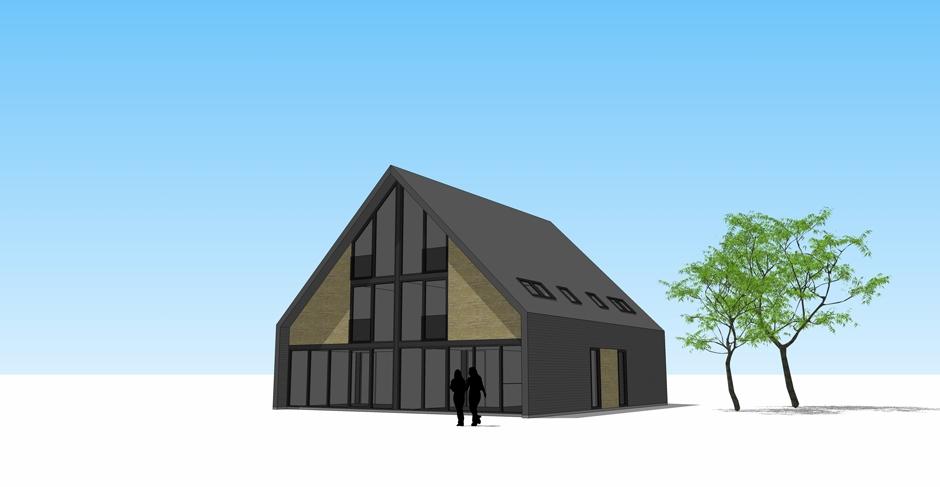 architect zwolle schuurwoning 01