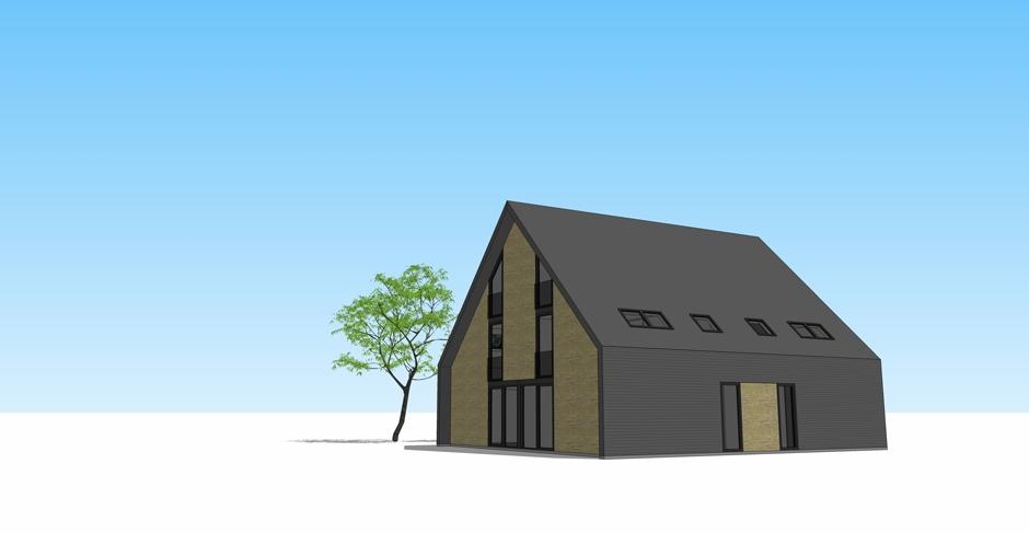 architect zwolle schuurwoning 04
