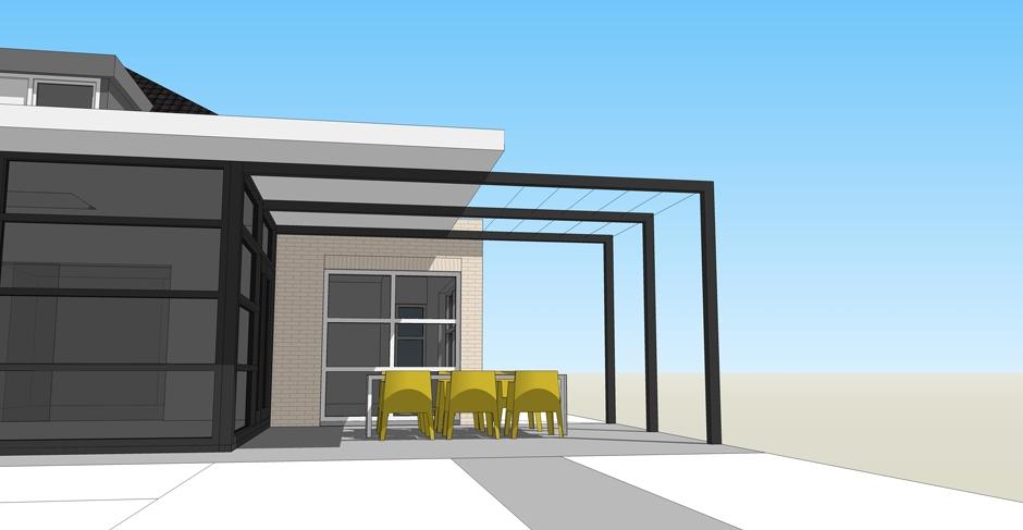 architect zwolle uitbouw golfpark 04