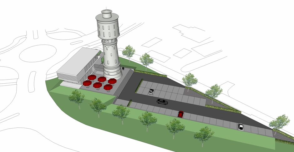 architect zwolle watertoren meppel 01